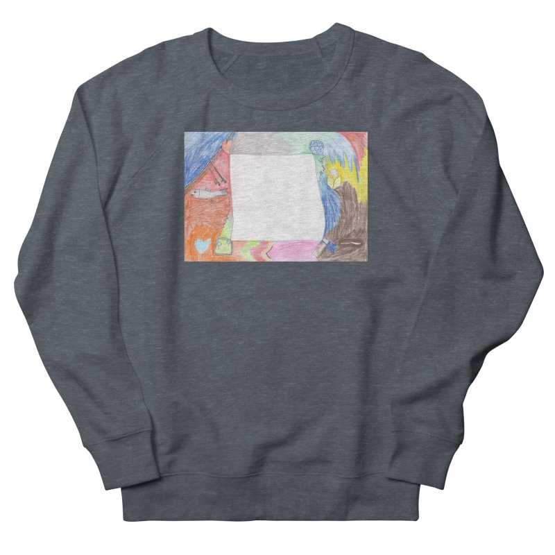 My Life Is Emptiness Women's French Terry Sweatshirt by nagybarnabas's Artist Shop