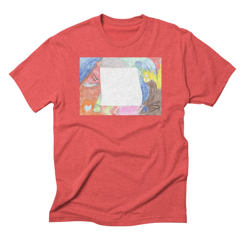 My Life Is Emptiness Men's Triblend T-Shirt by nagybarnabas's Artist Shop