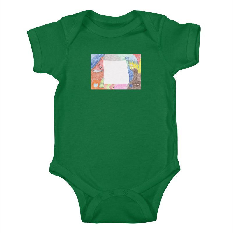 My Life Is Emptiness Kids Baby Bodysuit by nagybarnabas's Artist Shop
