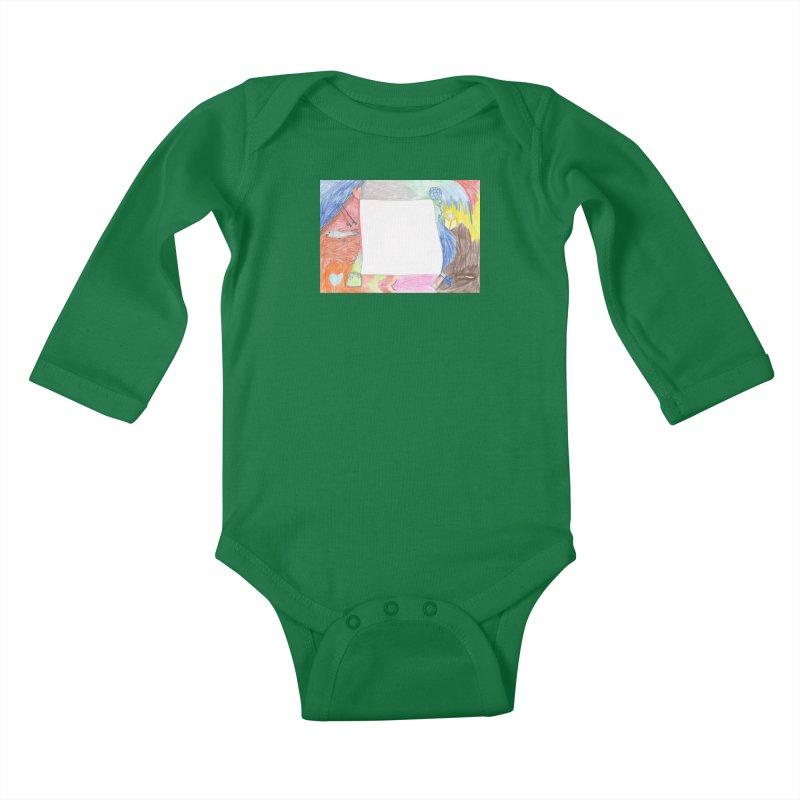 My Life Is Emptiness Kids Baby Longsleeve Bodysuit by nagybarnabas's Artist Shop