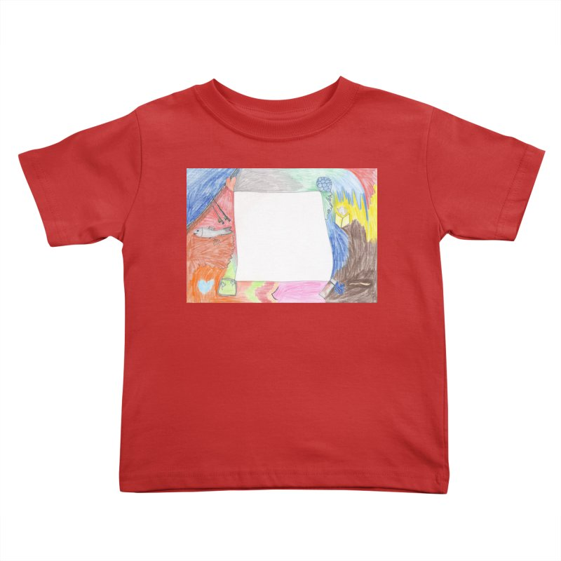 My Life Is Emptiness Kids Toddler T-Shirt by nagybarnabas's Artist Shop