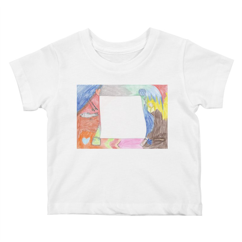 My Life Is Emptiness Kids Baby T-Shirt by nagybarnabas's Artist Shop