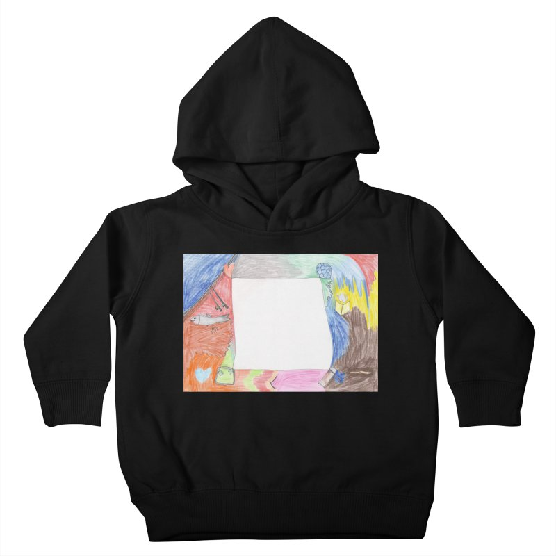 My Life Is Emptiness Kids Toddler Pullover Hoody by nagybarnabas's Artist Shop