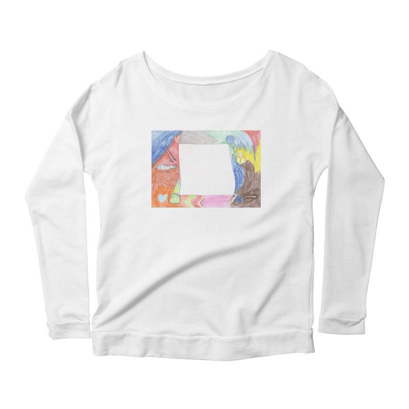 My Life Is Emptiness Women's Scoop Neck Longsleeve T-Shirt by nagybarnabas's Artist Shop