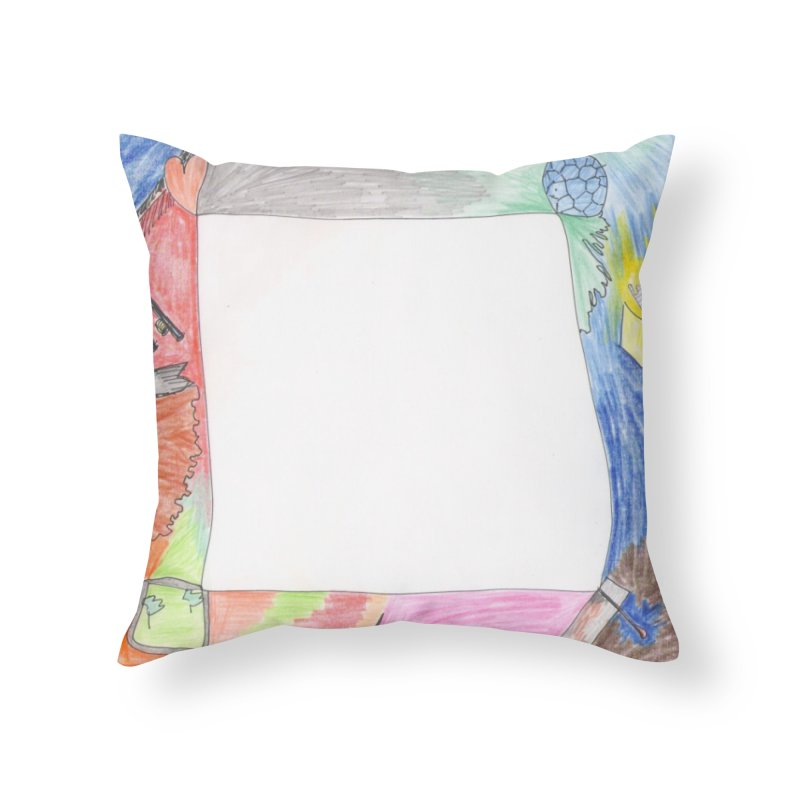 My Life Is Emptiness Home Throw Pillow by nagybarnabas's Artist Shop