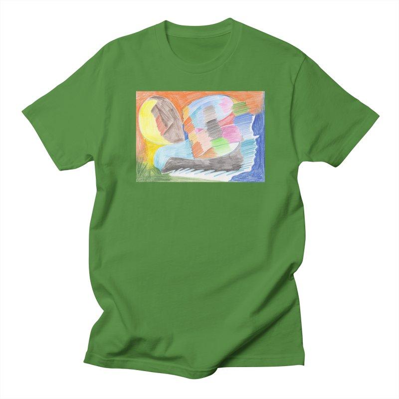 The River Of Life Women's Regular Unisex T-Shirt by nagybarnabas's Artist Shop