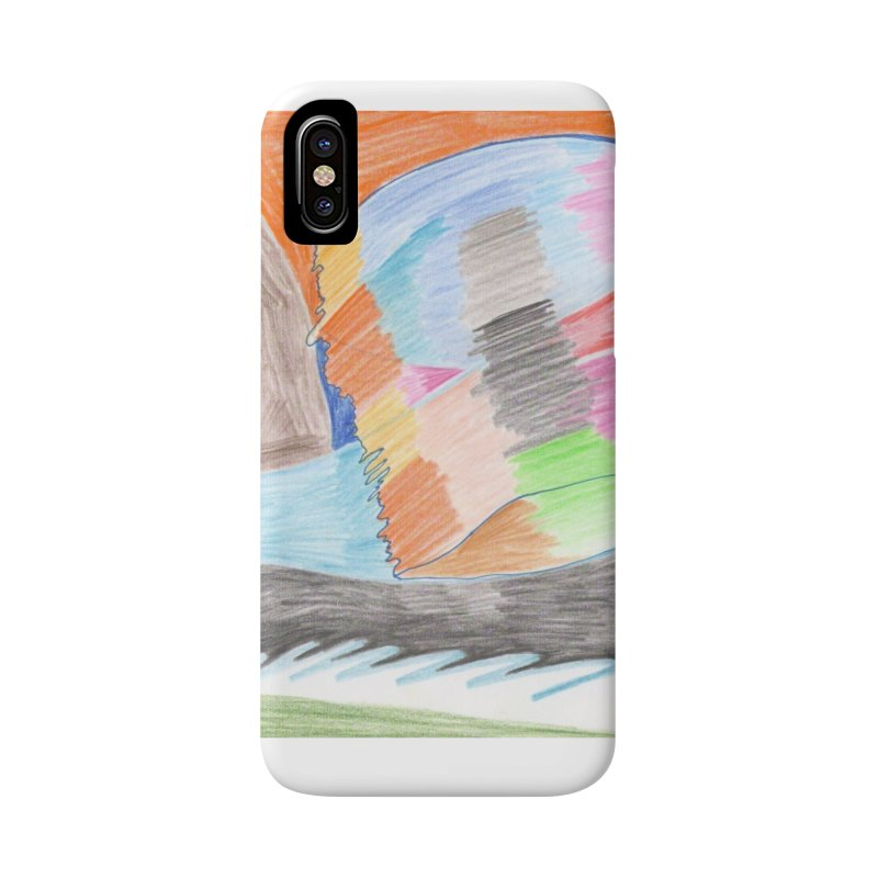 The River Of Life Accessories Phone Case by nagybarnabas's Artist Shop