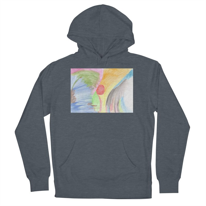 Breast-scape Women's French Terry Pullover Hoody by nagybarnabas's Artist Shop