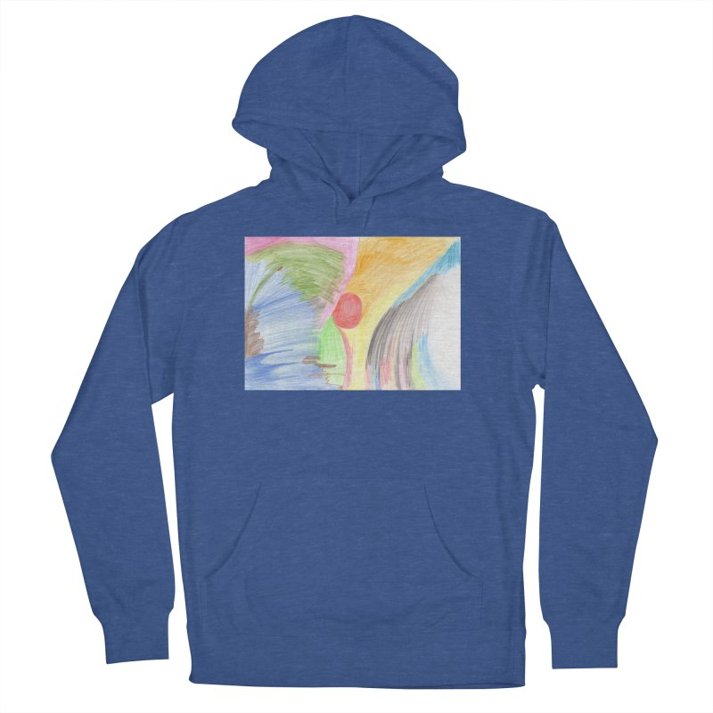 Breast-scape Men's French Terry Pullover Hoody by nagybarnabas's Artist Shop
