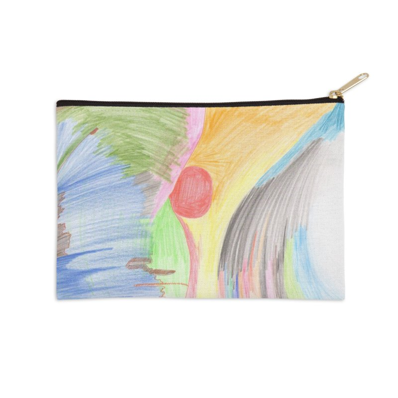 Breast-scape Accessories Zip Pouch by nagybarnabas's Artist Shop