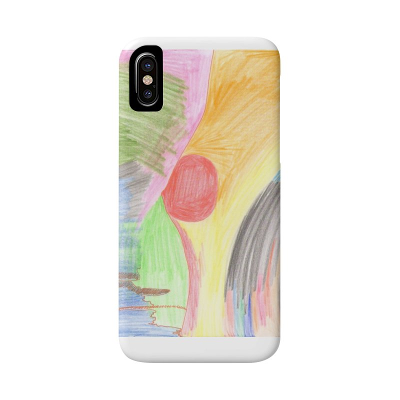 Breast-scape Accessories Phone Case by nagybarnabas's Artist Shop