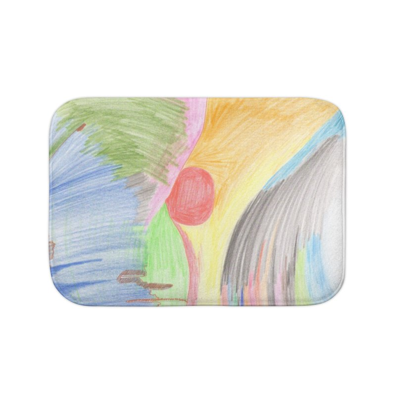 Breast-scape Home Bath Mat by nagybarnabas's Artist Shop