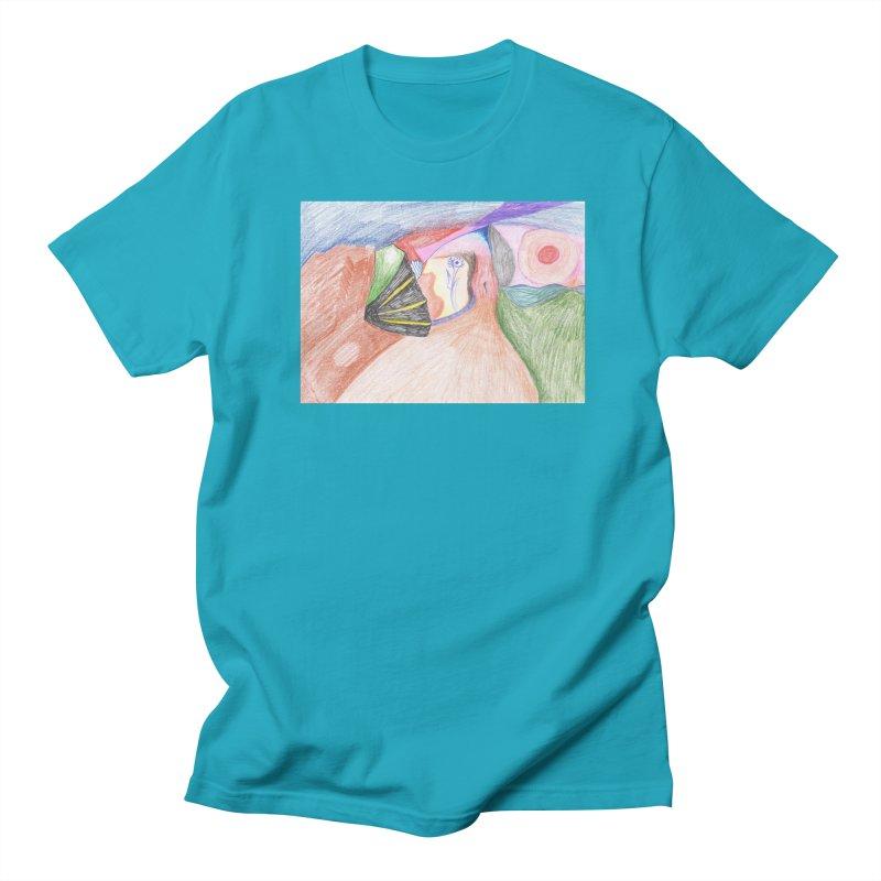 Naked Sunset Women's Regular Unisex T-Shirt by nagybarnabas's Artist Shop
