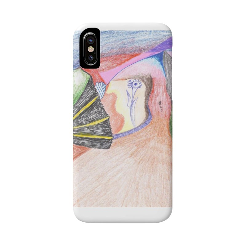 Naked Sunset Accessories Phone Case by nagybarnabas's Artist Shop