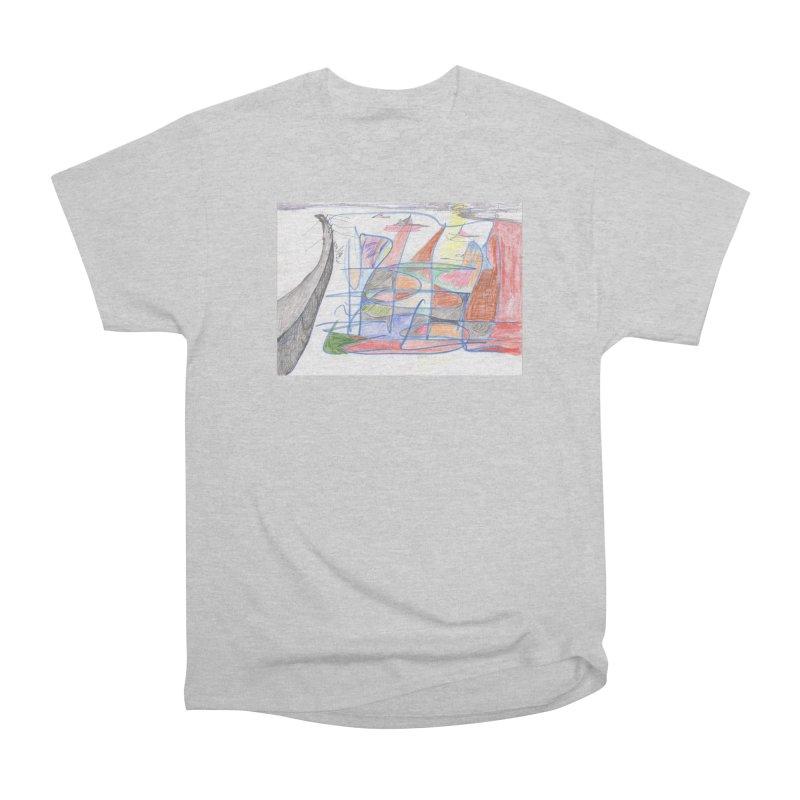 Fishing For Life Women's Heavyweight Unisex T-Shirt by nagybarnabas's Artist Shop