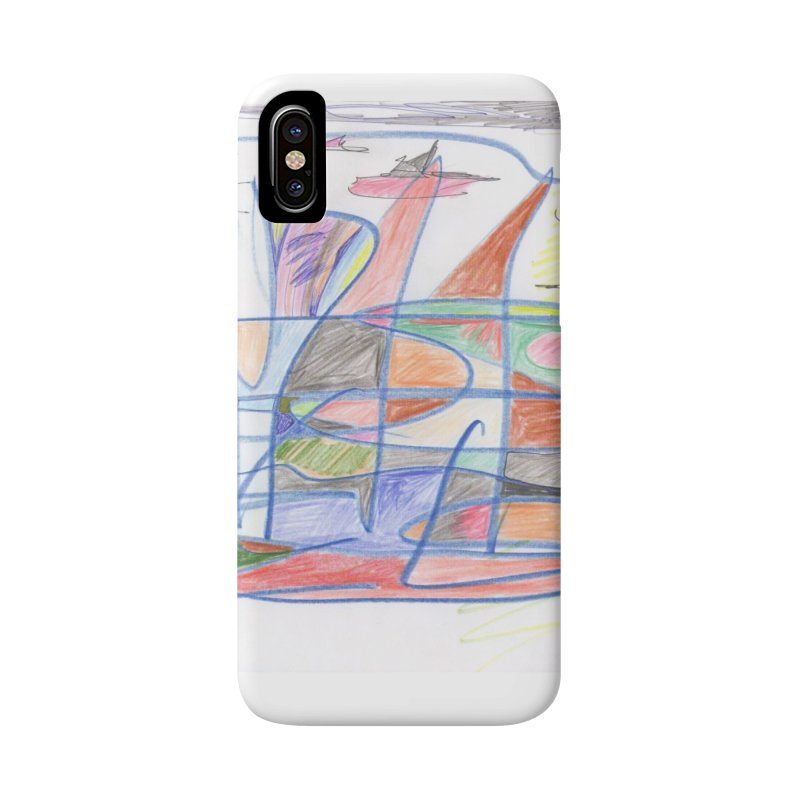 Fishing For Life Accessories Phone Case by nagybarnabas's Artist Shop