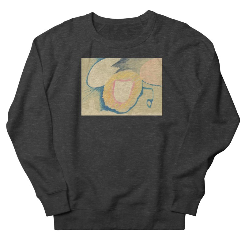 Down The Drain Men's French Terry Sweatshirt by nagybarnabas's Artist Shop