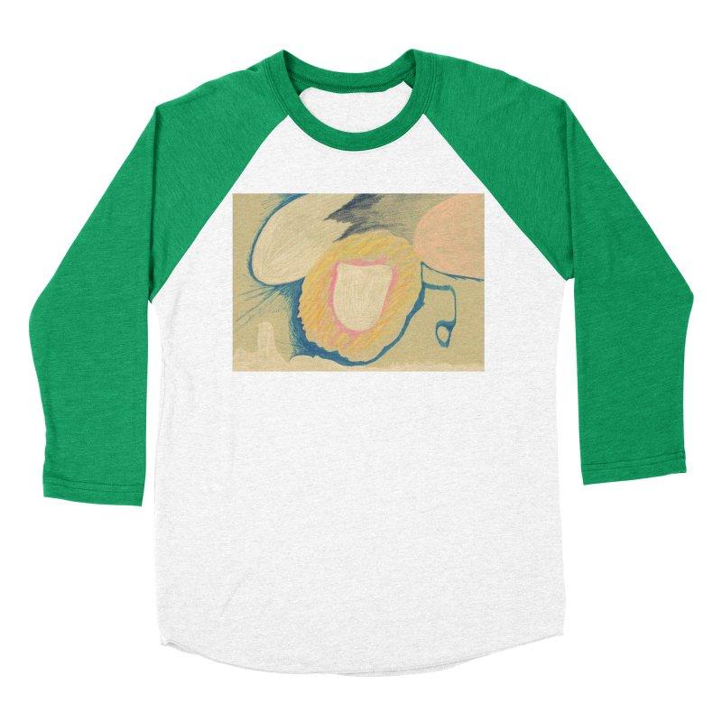 Down The Drain Men's Baseball Triblend Longsleeve T-Shirt by nagybarnabas's Artist Shop