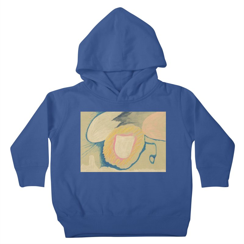 Down The Drain Kids Toddler Pullover Hoody by nagybarnabas's Artist Shop