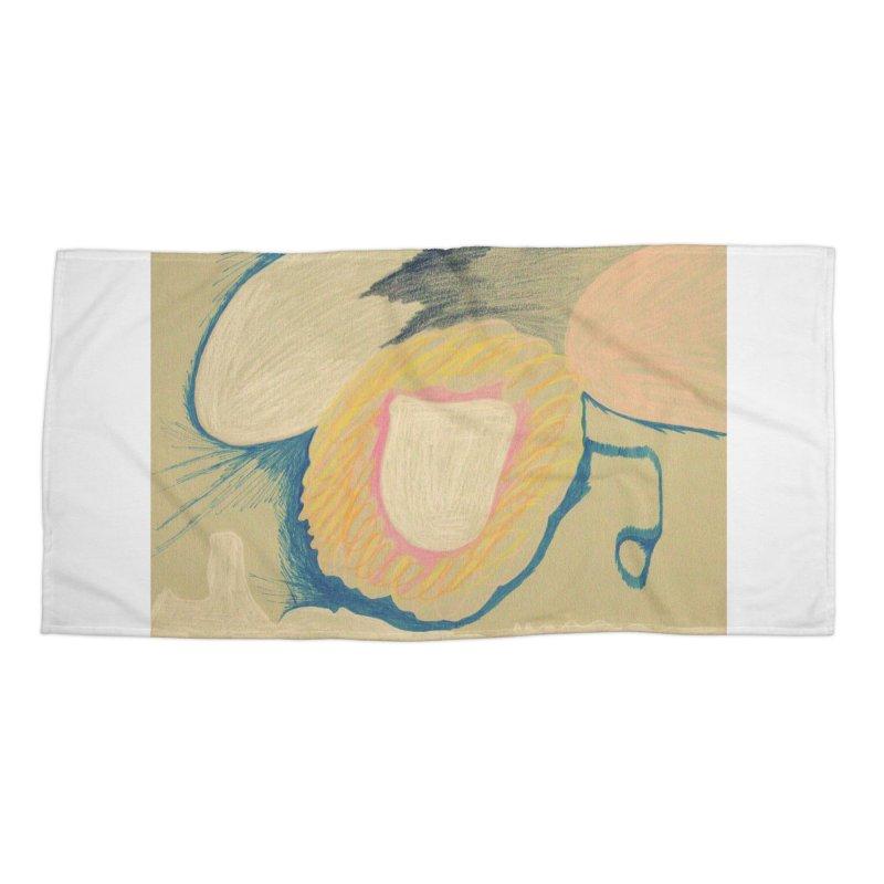 Down The Drain Accessories Beach Towel by nagybarnabas's Artist Shop