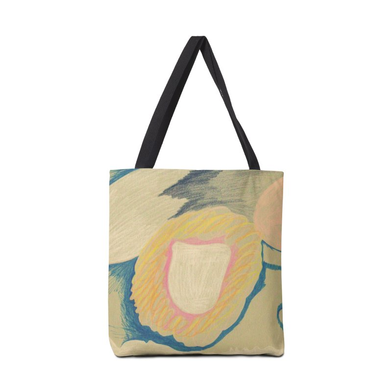 Down The Drain Accessories Bag by nagybarnabas's Artist Shop