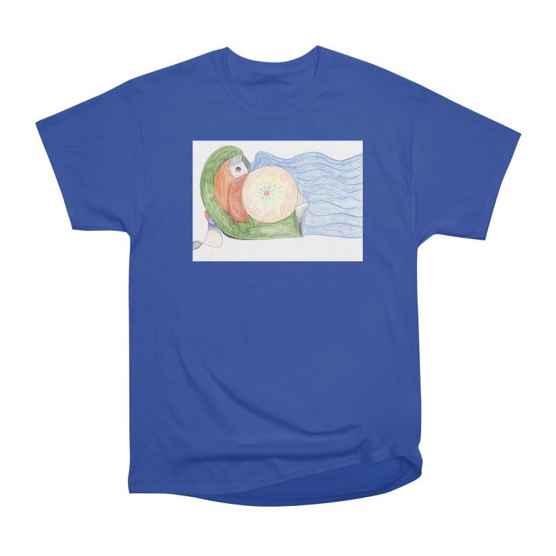 Brain Washing Machine Women's Heavyweight Unisex T-Shirt by nagybarnabas's Artist Shop