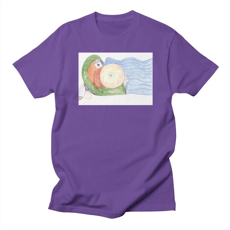 Brain Washing Machine Men's Regular T-Shirt by nagybarnabas's Artist Shop