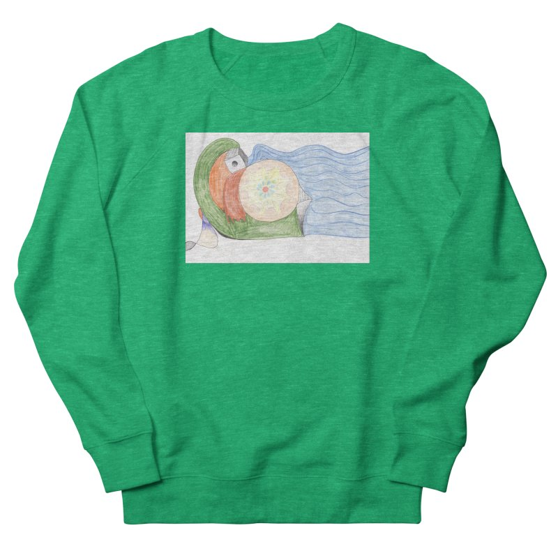 Brain Washing Machine Women's French Terry Sweatshirt by nagybarnabas's Artist Shop