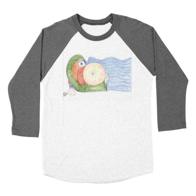 Brain Washing Machine Men's Baseball Triblend Longsleeve T-Shirt by nagybarnabas's Artist Shop