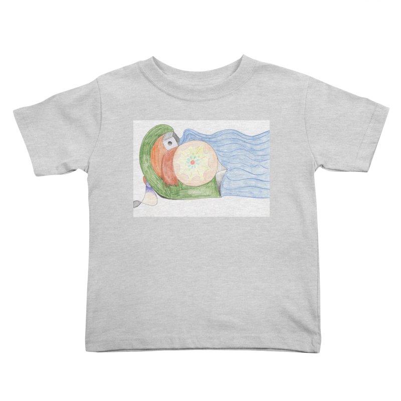 Brain Washing Machine Kids Toddler T-Shirt by nagybarnabas's Artist Shop