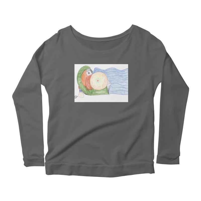 Brain Washing Machine Women's Scoop Neck Longsleeve T-Shirt by nagybarnabas's Artist Shop