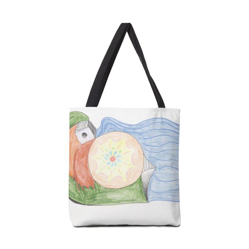 Brain Washing Machine Accessories Bag by nagybarnabas's Artist Shop