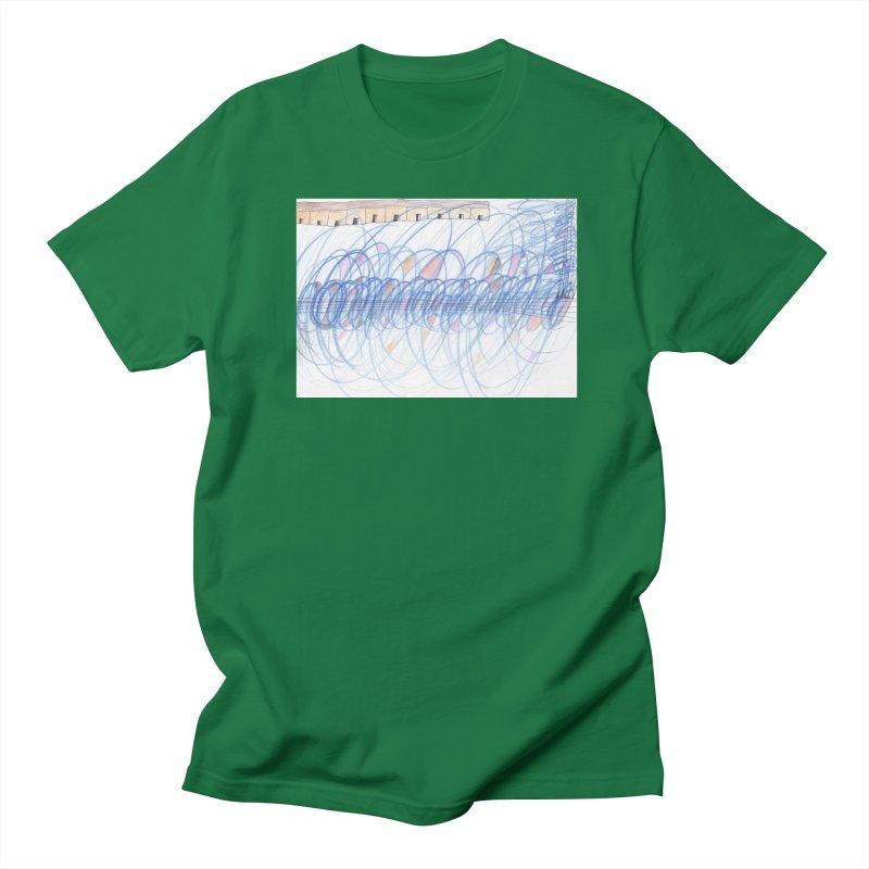 Electromagnetic Field Women's Regular Unisex T-Shirt by nagybarnabas's Artist Shop