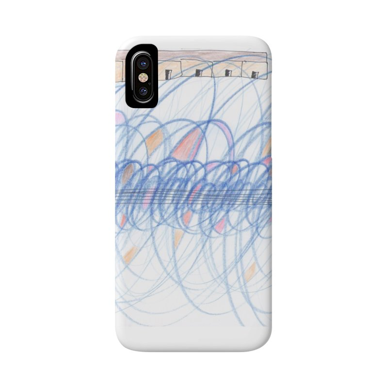 Electromagnetic Field Accessories Phone Case by nagybarnabas's Artist Shop
