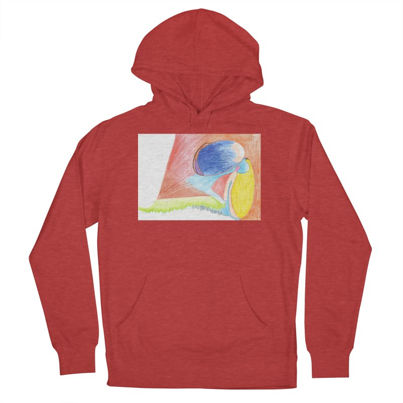 Wild Orgasm Women's French Terry Pullover Hoody by nagybarnabas's Artist Shop