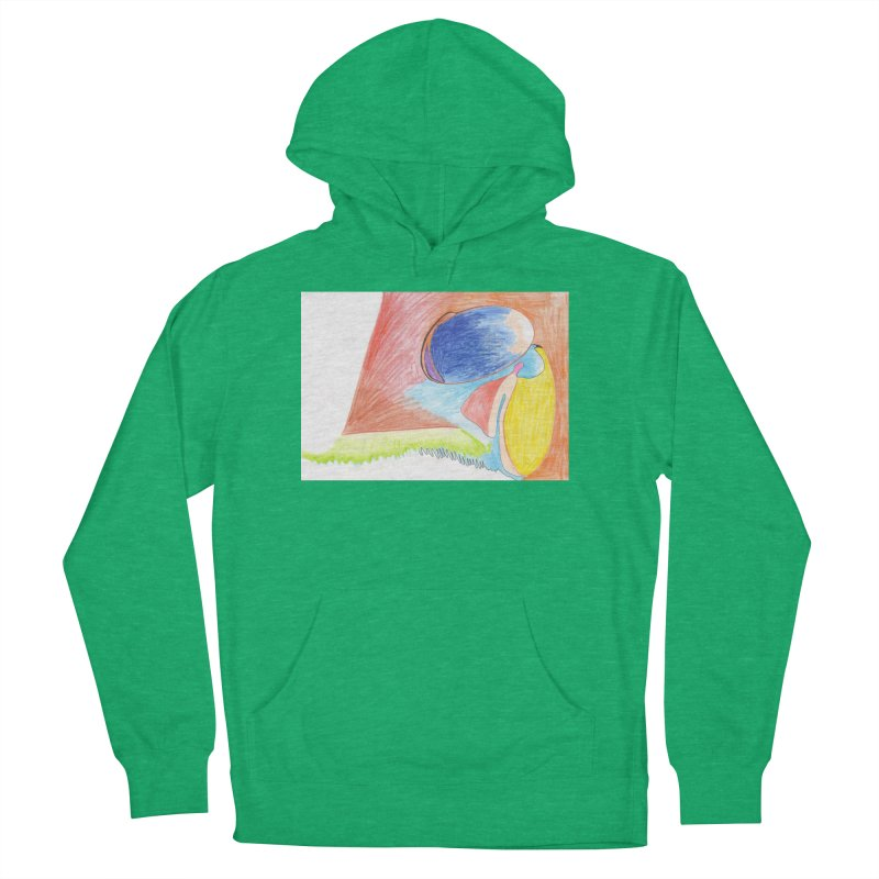 Wild Orgasm Men's French Terry Pullover Hoody by nagybarnabas's Artist Shop