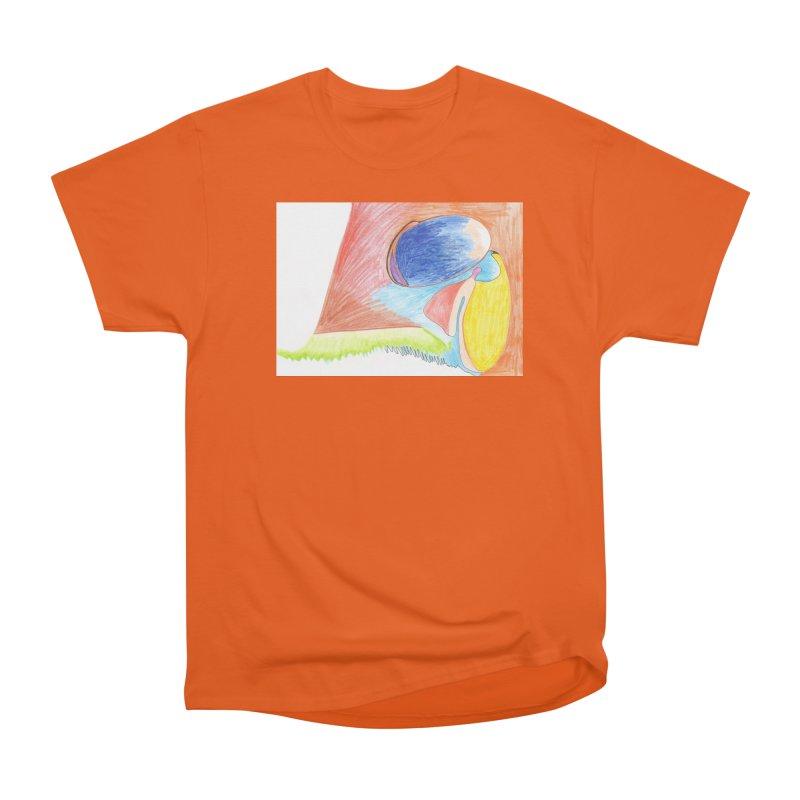 Wild Orgasm Men's Heavyweight T-Shirt by nagybarnabas's Artist Shop