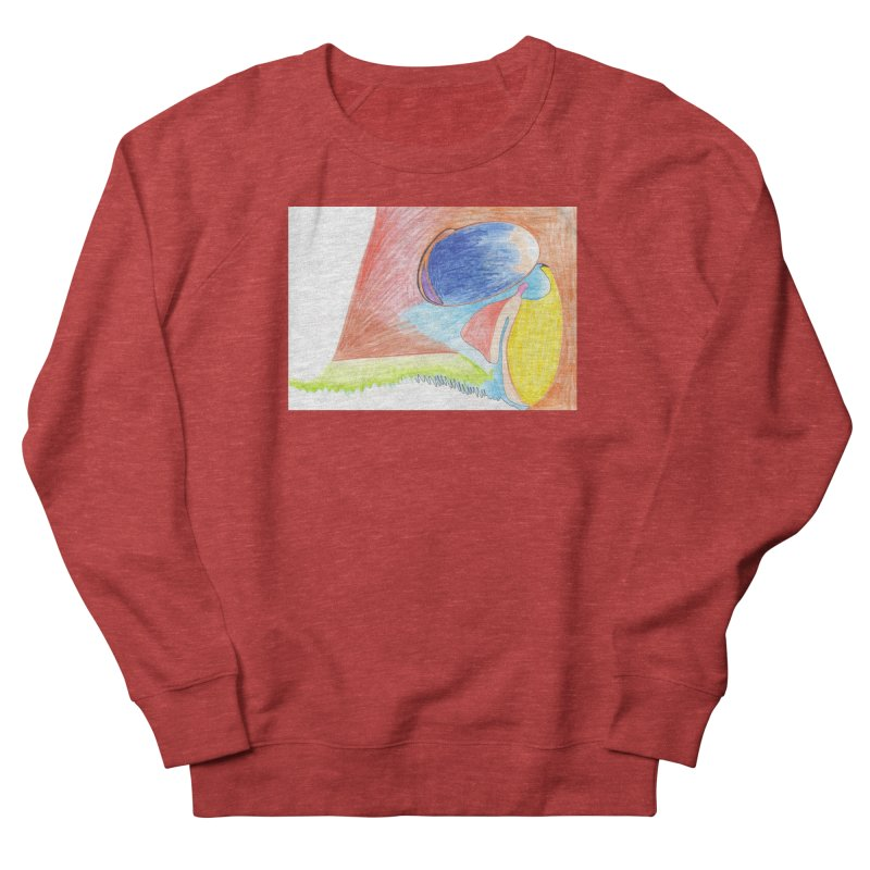Wild Orgasm Women's French Terry Sweatshirt by nagybarnabas's Artist Shop