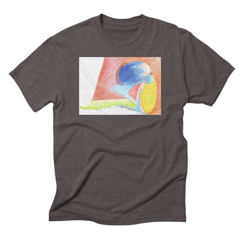 Wild Orgasm Men's Triblend T-Shirt by nagybarnabas's Artist Shop