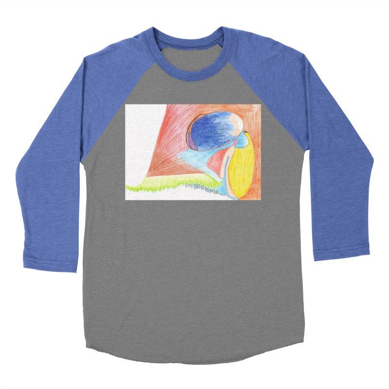 Wild Orgasm Men's Baseball Triblend Longsleeve T-Shirt by nagybarnabas's Artist Shop