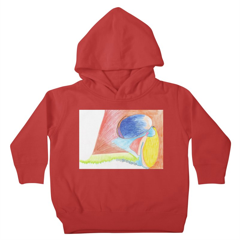 Wild Orgasm Kids Toddler Pullover Hoody by nagybarnabas's Artist Shop