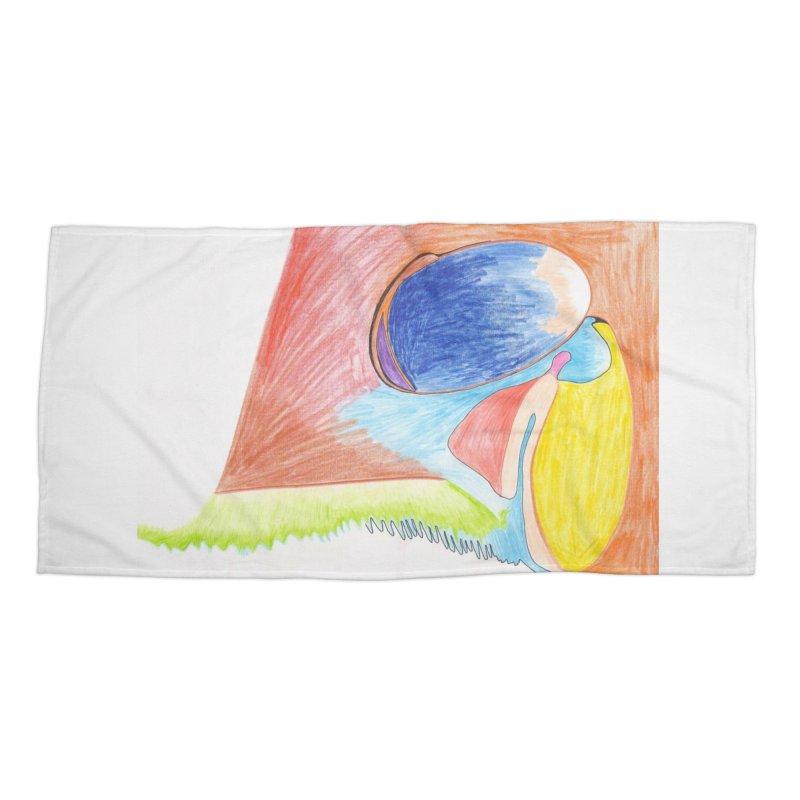 Wild Orgasm Accessories Beach Towel by nagybarnabas's Artist Shop