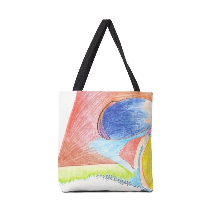 Wild Orgasm Accessories Bag by nagybarnabas's Artist Shop