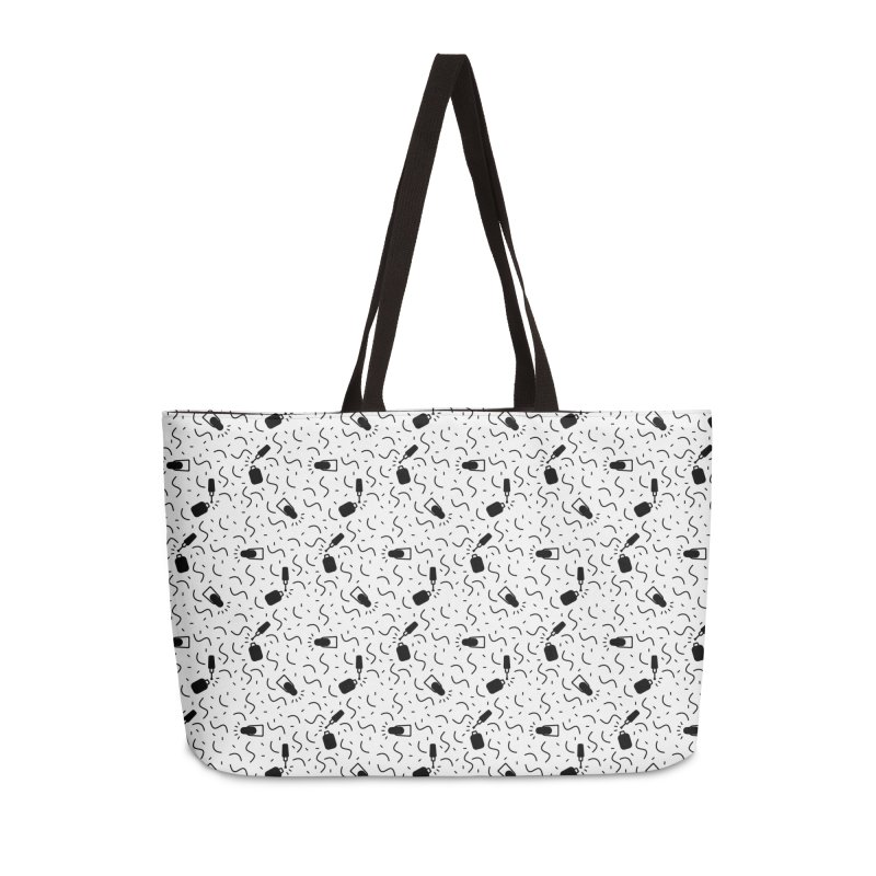 Polished Accessories Weekender Bag Bag by Nails & Threads