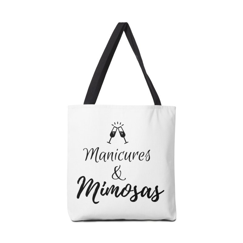 Manicures & Mimosas Accessories Bag by Nails & Threads