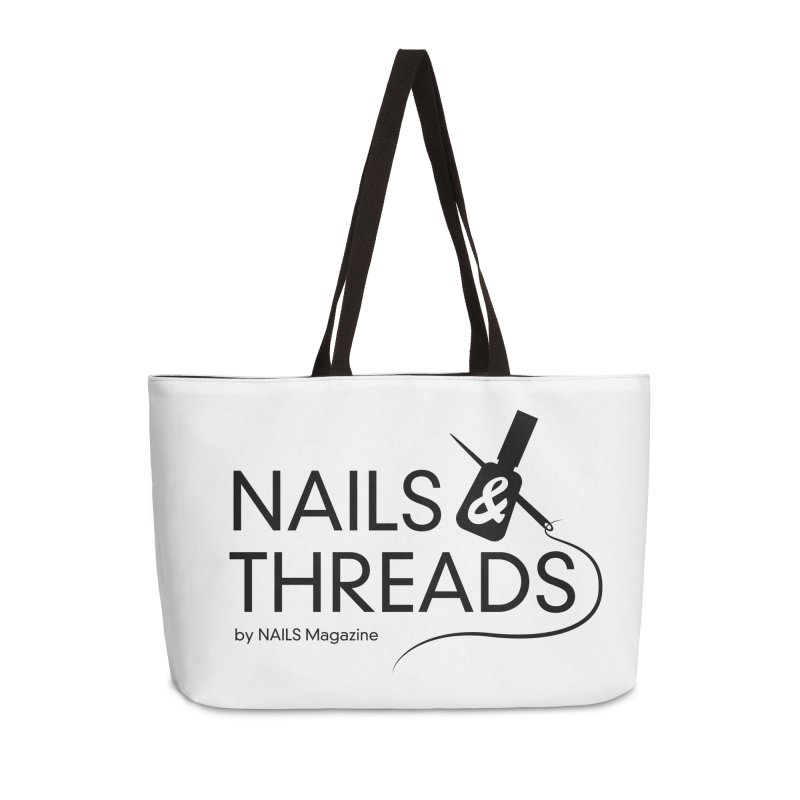 Nails & Threads Accessories Weekender Bag Bag by Nails & Threads