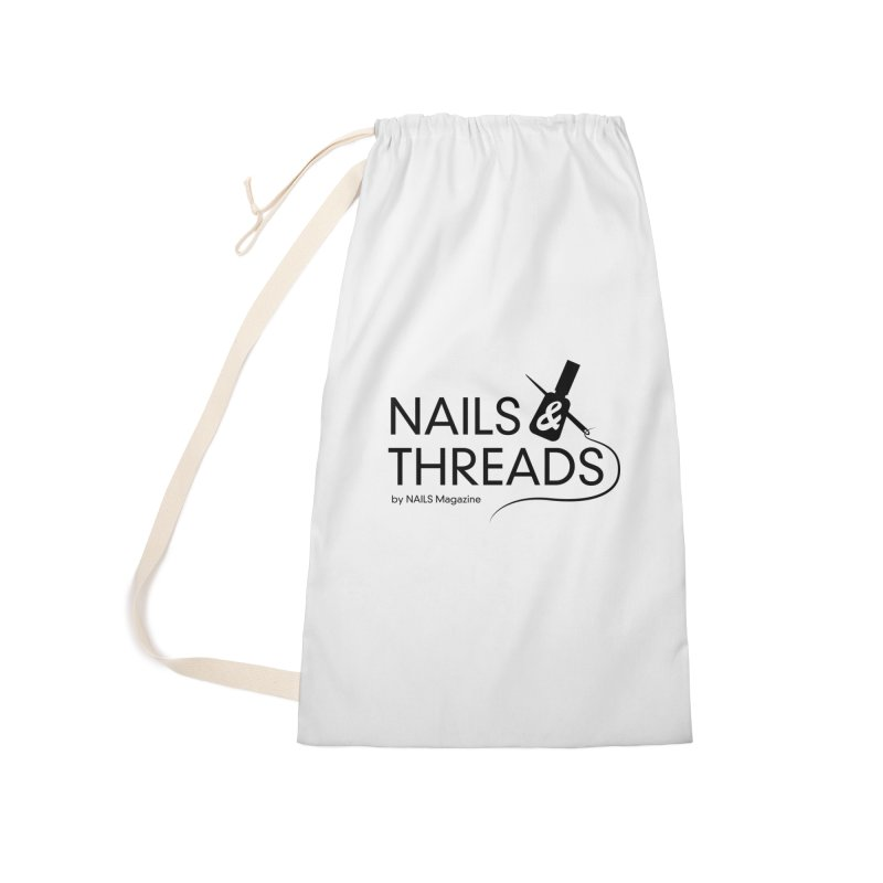 Nails & Threads Accessories Laundry Bag Bag by Nails & Threads