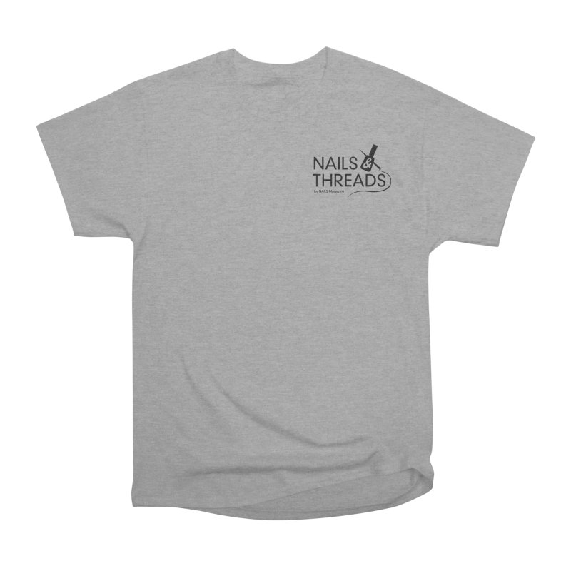 Nails & Threads Women's Heavyweight Unisex T-Shirt by Nails & Threads
