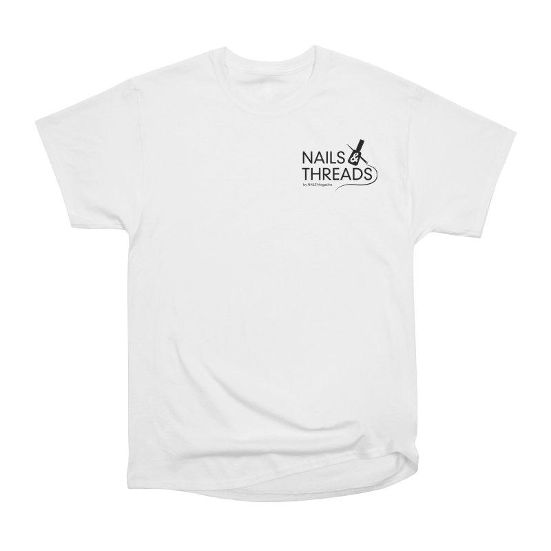 Nails & Threads Women's Heavyweight Unisex T-Shirt by Nails & Threads