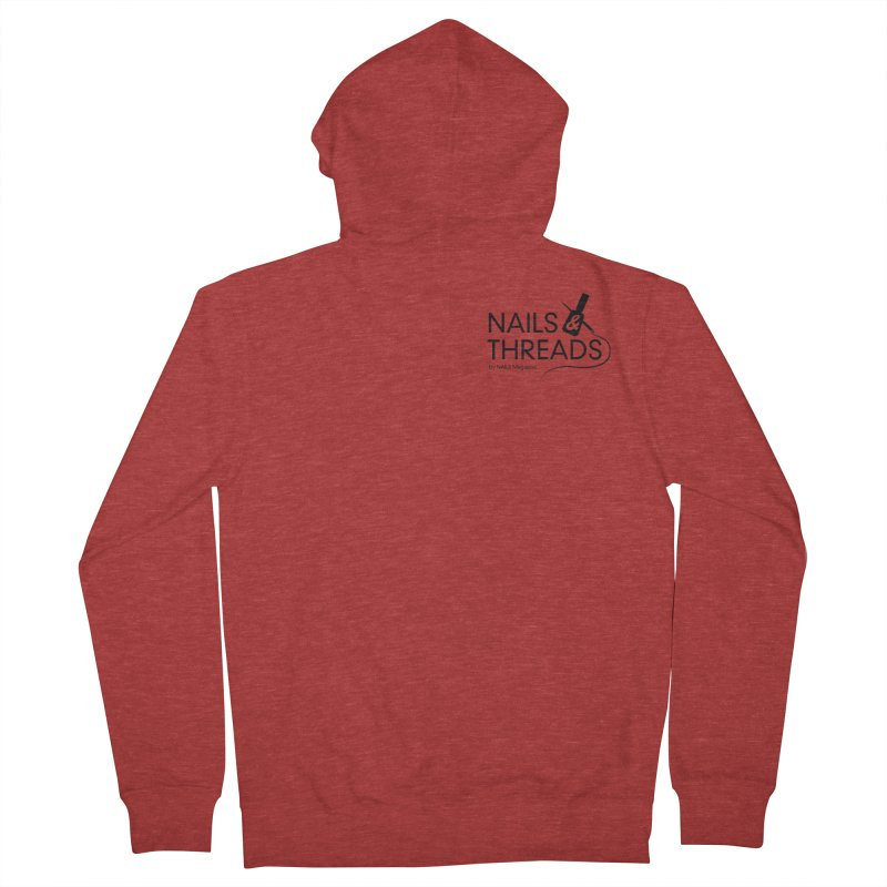 Nails & Threads Women's French Terry Zip-Up Hoody by Nails & Threads